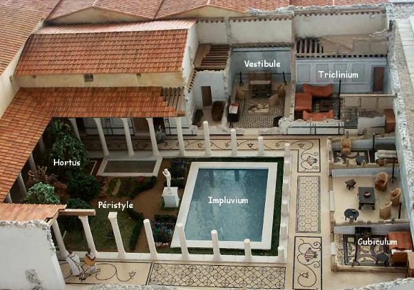 rome afficher le sujet description du domus des aquilius. Black Bedroom Furniture Sets. Home Design Ideas